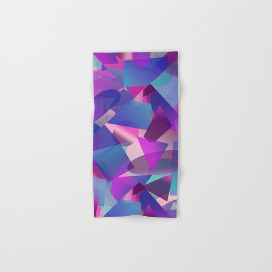 Abstract cube II Hand & Bath Towel