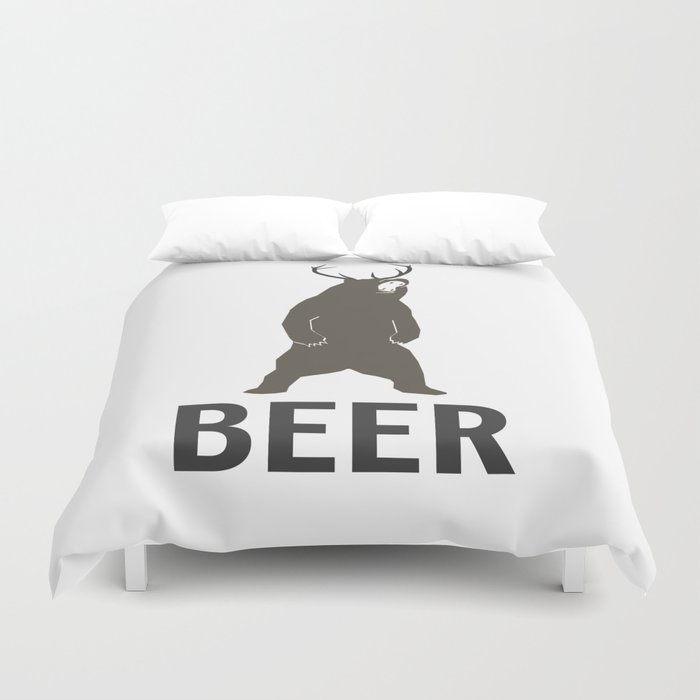 BEER Duvet Cover
