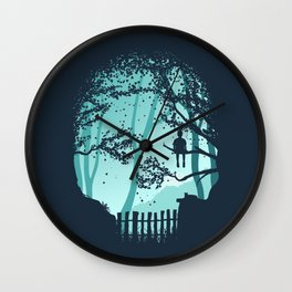 Don't Look Back In Anger Wall Clock