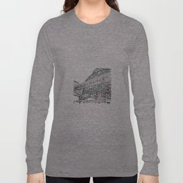 Borough market Long Sleeve T-shirt