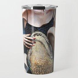 SUM PELLEM ORIGINUM Travel Mug