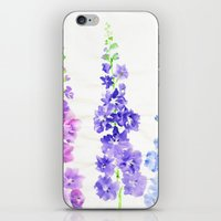 dolphins iPhone & iPod Skins featuring Dolphins by Kate Havekost Fine Art