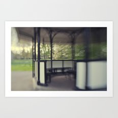 Afterhours Art Print