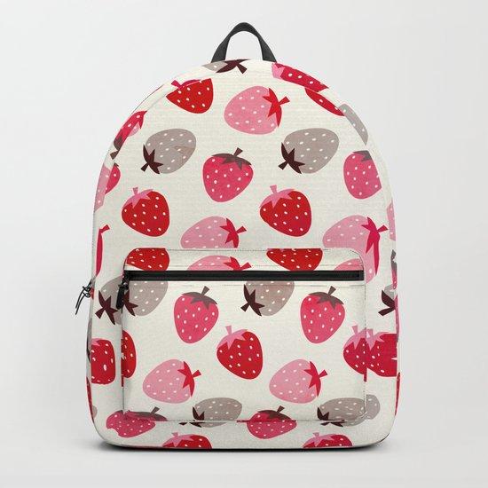 STRAWBERRY FIELDS Backpack