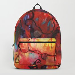 Mouth Music Backpack