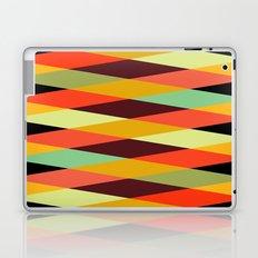 multicolor diamond pattern Laptop & iPad Skin