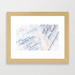 Edward 3 Framed Art Print