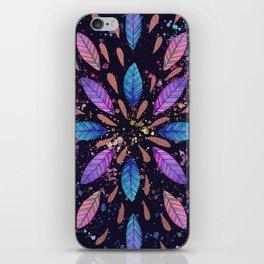 Spring Celebration - Dark iPhone Skin