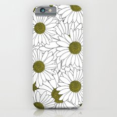 Daisy Yellow iPhone 6s Slim Case