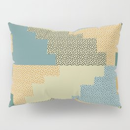 Shapes and dots Pillow Sham
