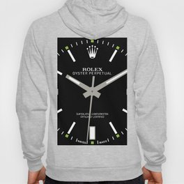 Rolex Oyster Perpetual - 114300 - Black Dial Hoody