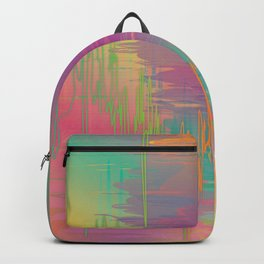 Rainbow Storm Backpack