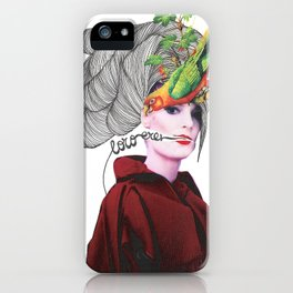 loro eres iPhone Case