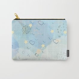 It's a boy! Carry-All Pouch