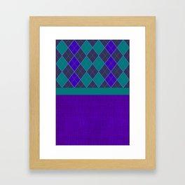 scotch/ back ground /mix Framed Art Print