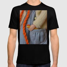 Little chicken - Doll #13 T-shirt