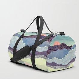Summer Dawn Duffle Bag