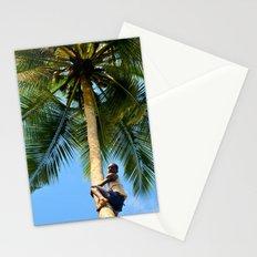 Tree climbing Stationery Cards