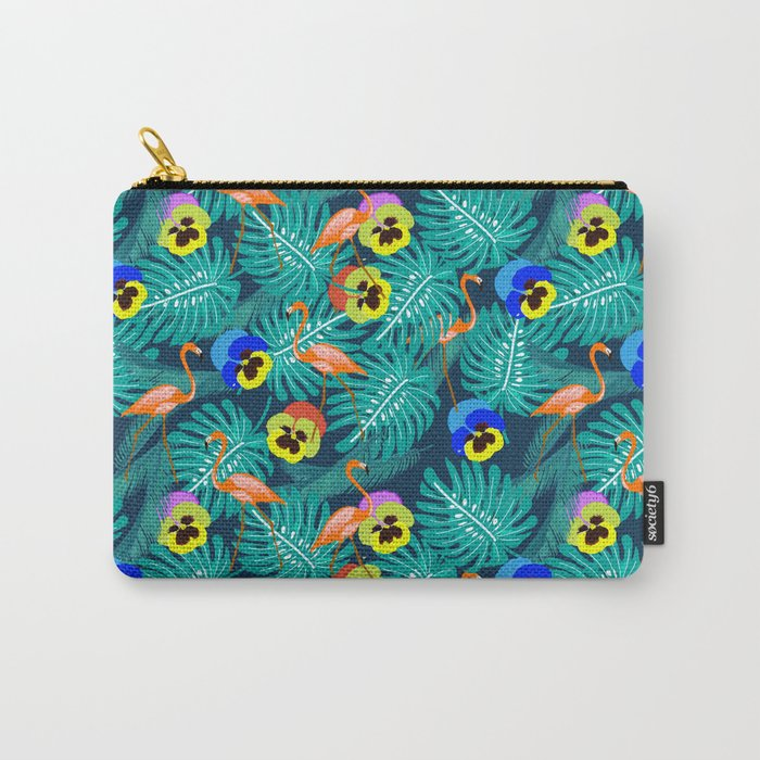 Summer tropical I Carry-All Pouch