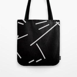 Diagonals II Tote Bag