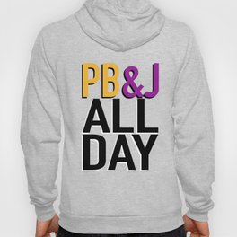 PB&J All Day Hoody