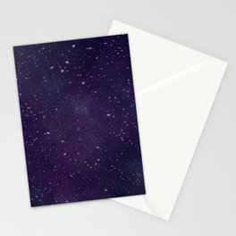 Millions of Stars Stationery Cards