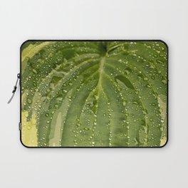 Dewy Leaf Laptop Sleeve