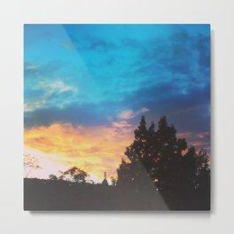 Sky I Metal Print