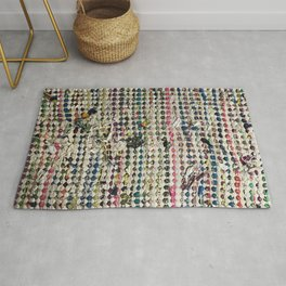 Sustainable Tatters Rug