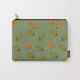 Autumn seed pattern Carry-All Pouch