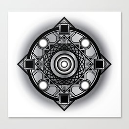 Crest Canvas Print
