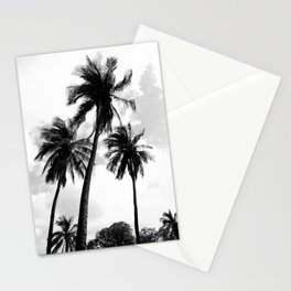 Palm Tree Noir #65 Stationery Cards
