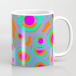 Abstract circle-pattern Coffee Mug