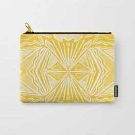 Solana, fall golden mandala Carry-All Pouch