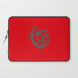 Here's My Heart Laptop Sleeve