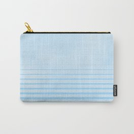 Sweet Life Collection Gradient Blue Raspberry Carry-All Pouch