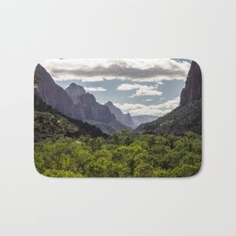 Lush Valley Bath Mat