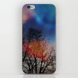 Tree Spirits iPhone Skin