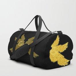 Archangel Gabriel Wings Duffle Bag
