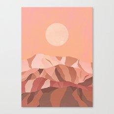 Hanna KL x Pearl Charles Canvas Print