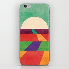 The path leads to forever iPhone & iPod Skin