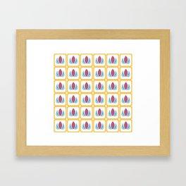 Indian Winter Framed Art Print