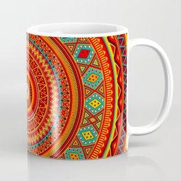 Mandala Aztec Pattern Coffee Mug
