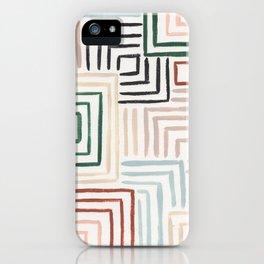 Maize iPhone Case