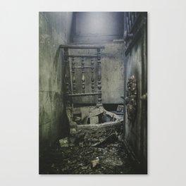 Porte des Morts Canvas Print