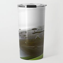 Silence Stone for relaxing Travel Mug