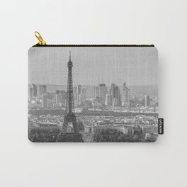 Eiffel Tower with Paris Skyline (France, Europe) Carry-All Pouch