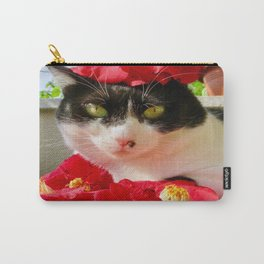 Khoshek queen of flowers Carry-All Pouch