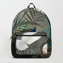 Eve in the Garden II Backpack