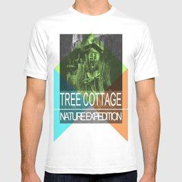 COTTAAGE TREE T-shirt
